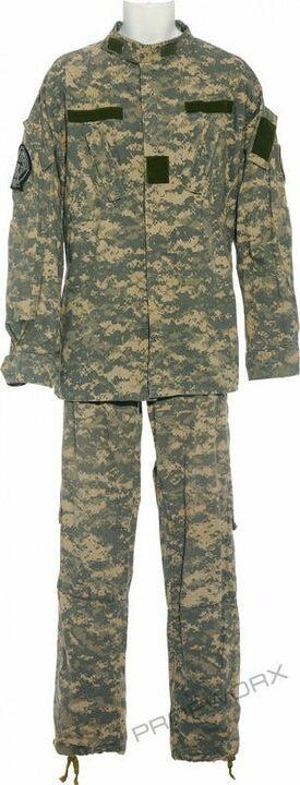 Treillis militaire SGC