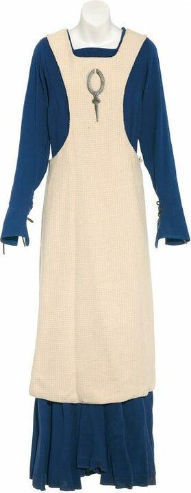 """Robe servante ori """"L'Orici"""""""