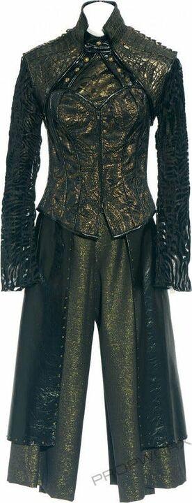 """Costume wraith Teyla """"La nouvelle reine"""""""