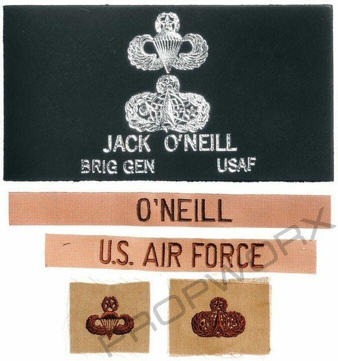 Ecussons du général O'Neill