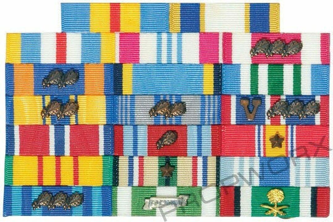 Décorations militaires d'O'Neill