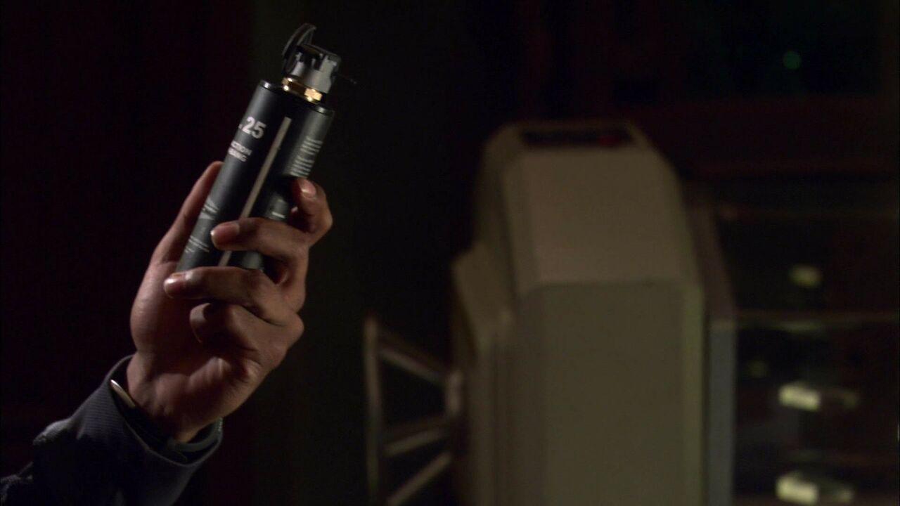 Grenade flash