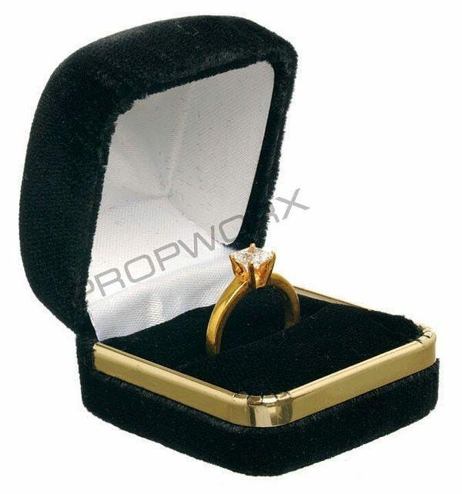 Bague fiançailles de Carter