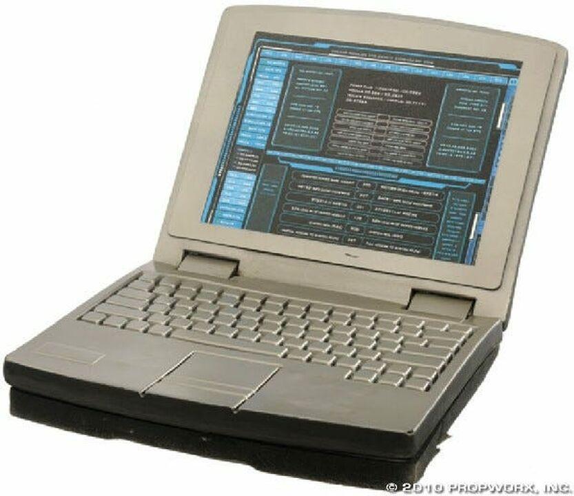 Laptop d'Atlantis