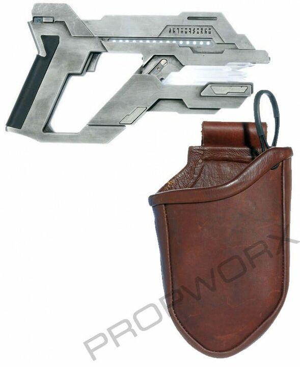 Arme de poing asuran + holster
