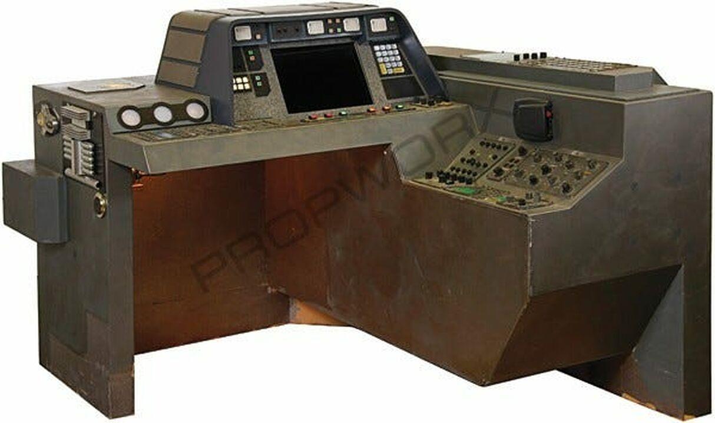 Console de commande des BC-304