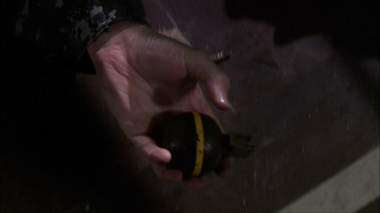 Grenade à fragmentation