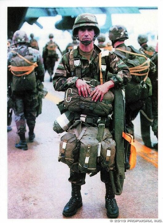 Photo militaire du colonel O'Neill