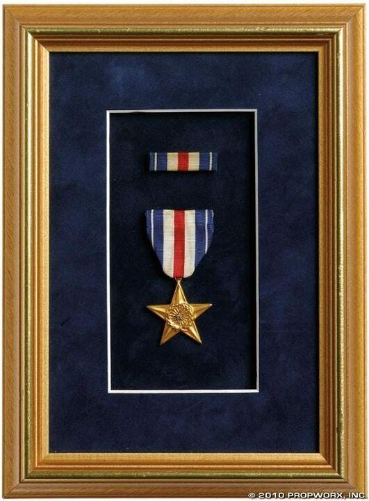 Médaille Silver Star du général O'Neill