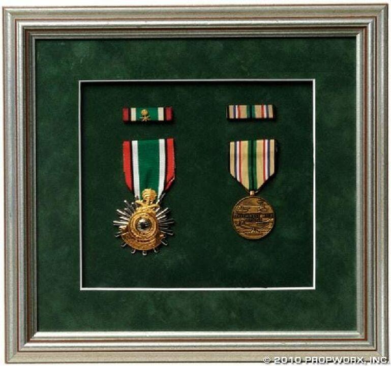 Médailles de campagne du général O'Neill