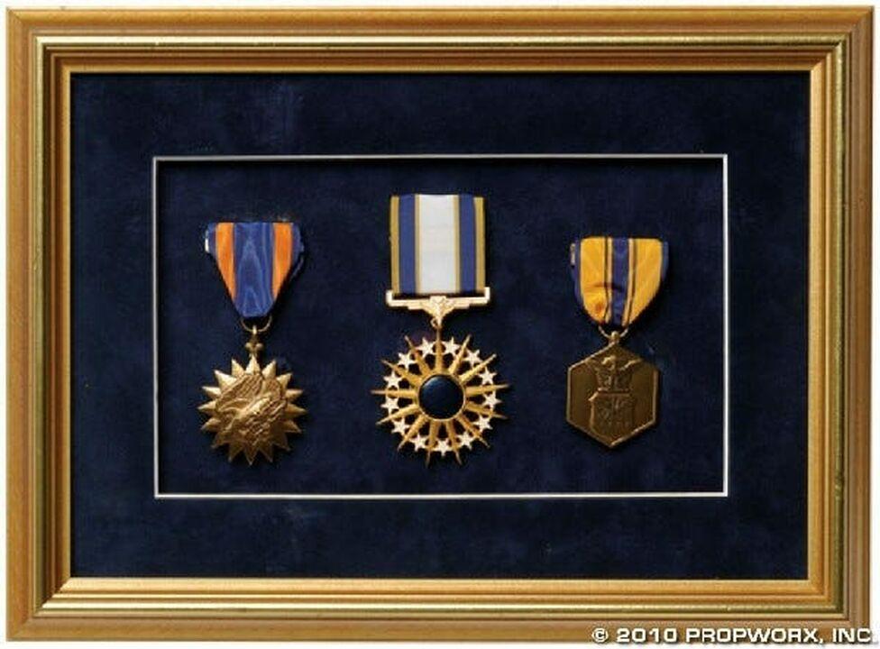 Médailles de l'US Air Force du général O'Neill