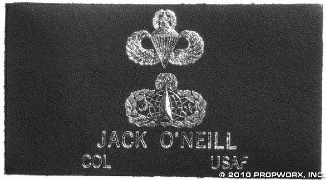 Bande patronyme du colonel O'Neill