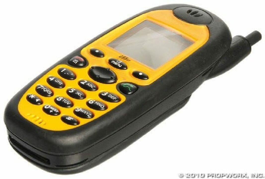 Téléphone portable du colonel O'Neill