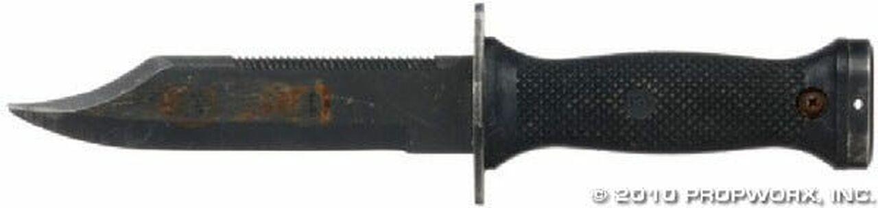 Couteau de combat de Carter