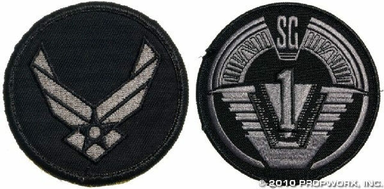 Ecussons SG-1 de Teal'c