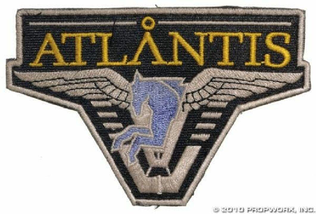 Ecussons Atlantis de Teyla