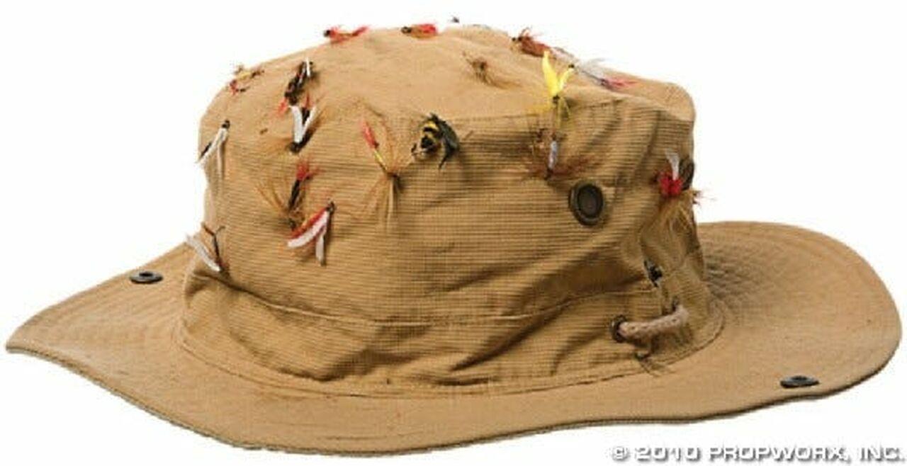 Chapeau de pêche de Beckett