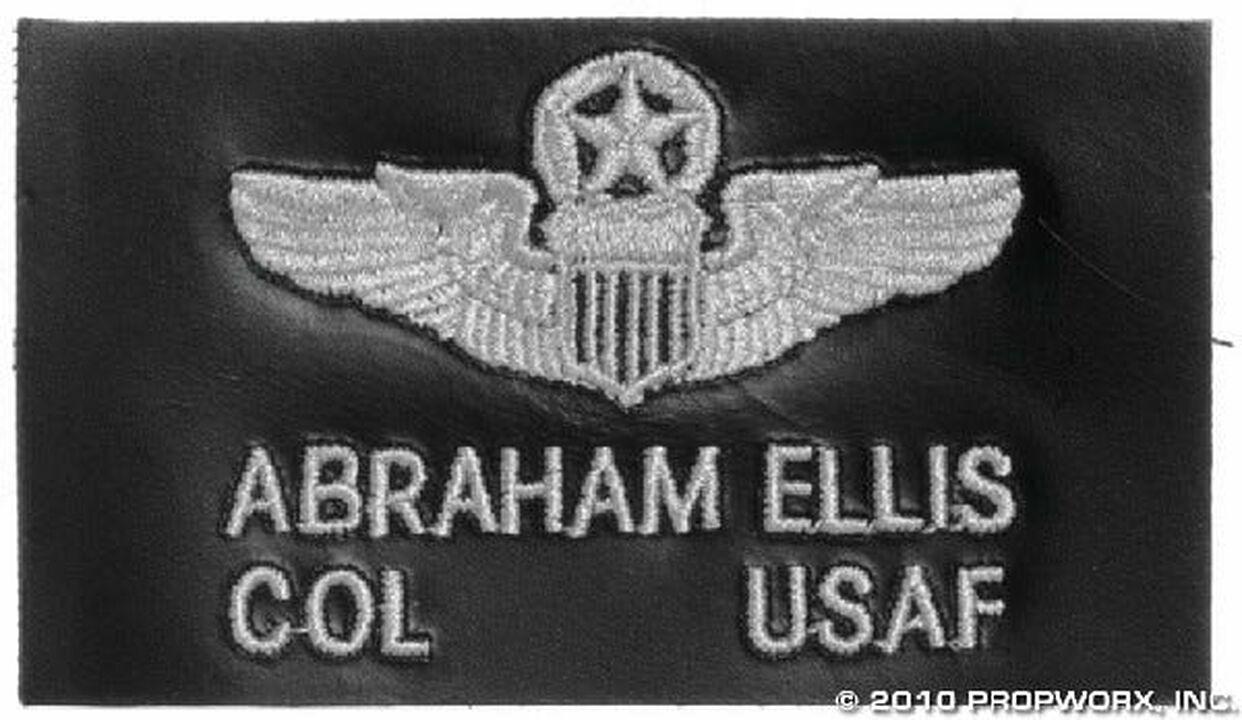 Bande patronyme du colonel Ellis