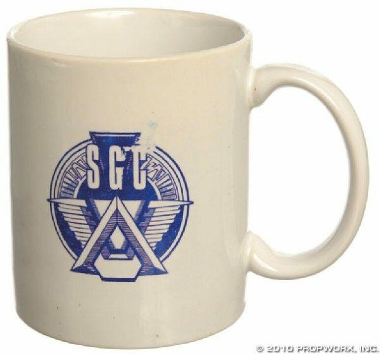 Mug du SGC