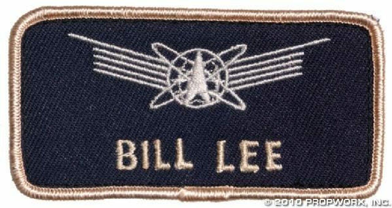 Bande patronyme du docteur Lee